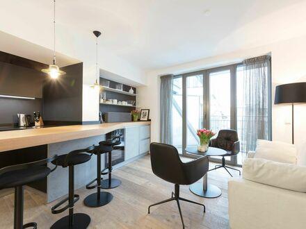 Ruhige designer Luxuswohnung in zentraler Lage München Bogenhausen | Luxury designer flat in central Munich - Prinzregentenplatz