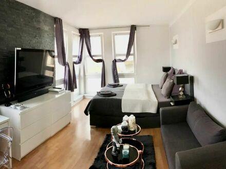Stilvolles Studio Apartment mit 100qm Dachterrasse | Stylish Studio Apartment with large roof terrace