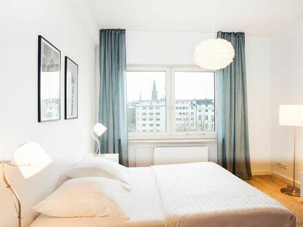 FRISCH SANIERT: Großes 2-Zimmer Apartment - perfekt für Kollegen oder eine Familie | BRAND NEW: Spacious 2-bedroom apartment…