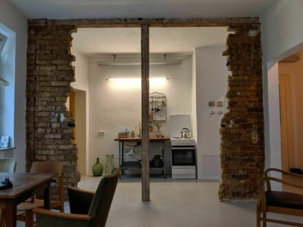 Loft Feeling im Herzen von Leipzig | Gorgeous, nice apartment in vibrant neighbourhood