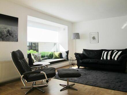 Nähe BMW möbliertes Einfamilienhaus | Modern & lovely home in München
