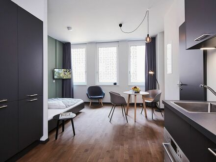 Feinstes Serviced Apartment in Essen am HBF | Amazing Serviced Apartment at the Main Station