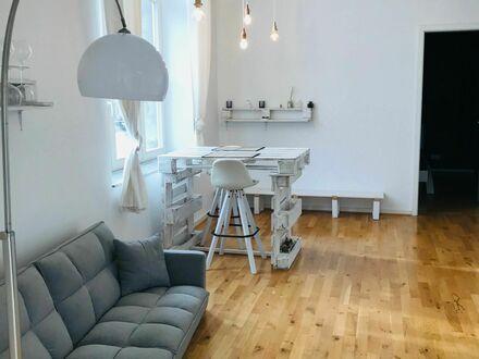 +++Sonniges Loft im Herzen von Leipzig 60qm+++ | New, charming apartment (Leipzig)