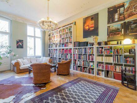 Gemütliches, wundervolles Apartment in Charlottenburg | Spacious, quiet loft located in Charlottenburg
