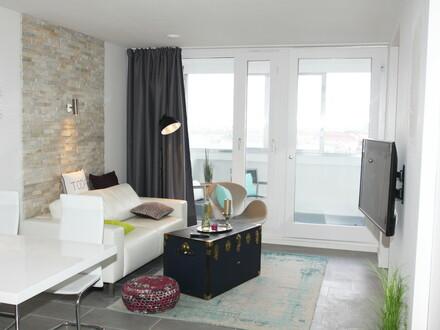 Stilvolle Wohnung auf Zeit in München mit fantastischen Blick über München | Fantastic apartment in Munich with fantastic…