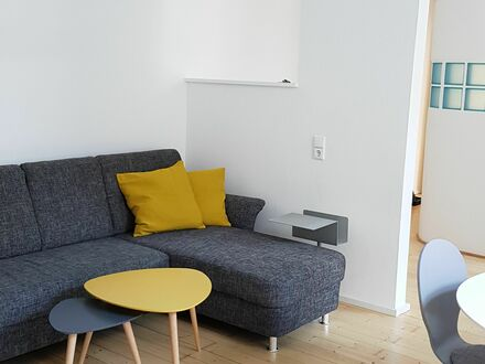 Zentrale ruhige City-Wohnung - liebevoll ausgestattet   Super central city apartment - cosy and fully equipped