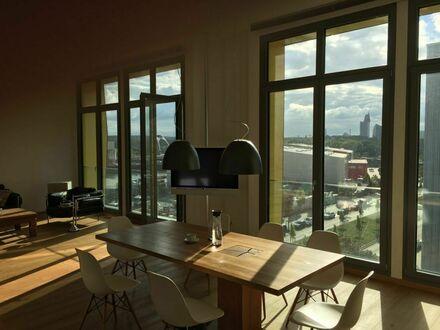 Modernstes Loft in Frankfurt am Main | Modern living-loft in Frankfurt am Main