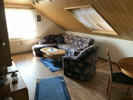 Dachgeschosswohnung im 3-Familienhaus in Bad Pyrmont-Hagen | Attic apartment in a 3-family house in Bad Pyrmont-Hagen
