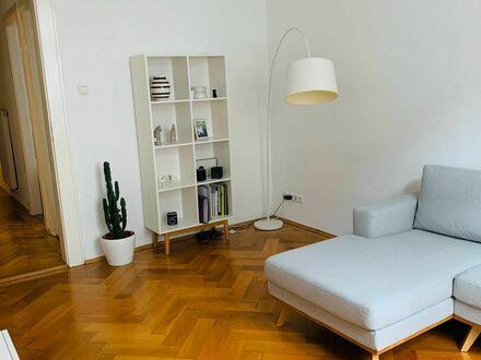 2 Zimmer Altbauwohnung in Top-Lage (München) | Apartment in top location (Munich)
