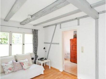 Großartige und ruhige Wohnung in Lübeck in historischem Ganghaus | Quiet and perfect flat in Lübeck in historic Ganghaus