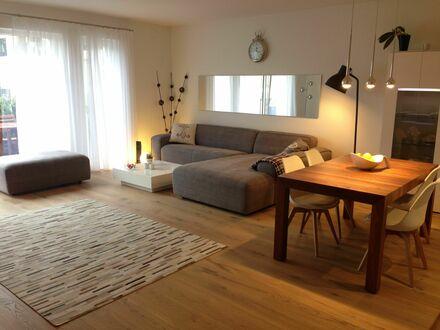 Hochwertige, voll möblierte 4-Zimmer Neubauwohnung im Grafental | Fully equipped 4 Room Flat centrally in Grafental