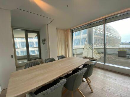 Luxus-Apartment im Marco-Polo-Tower | Modern and wonderful studio in Hamburg-Mitte (Hamburg)