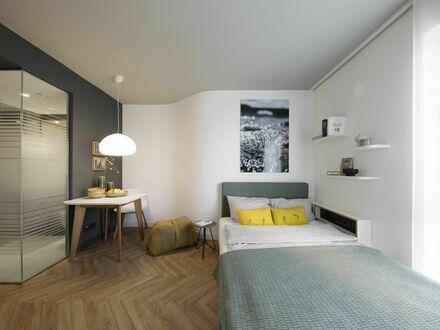 Charmantes und modisches Studio Nahe des Stadtzentrums | Pretty and great flat close to city center