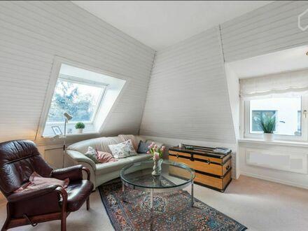 Wunderschöne, fantastische Wohnung auf Zeit in Duvenstedt - wunderschöne Lage | Wonderful, beautiful flat in the north of…