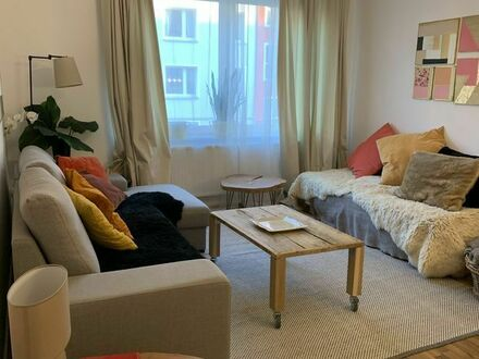 Gemütliche Wohnung zentral in der Südstadt | Comfortable apartment centrally located in Südstadt