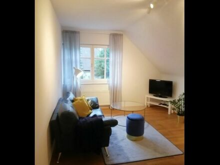 Toll möblierte und neu renovierte Wohnung mit top Verkehrsanbindung | Great furnished and newly renovated apartment with…