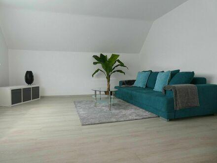 Lichtdurchflutete, gemütliche Wohnung mit Gartennutzung in Gau-Algesheim | Light-flooded, cosy apartment with garden use…