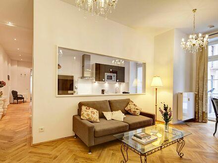 Geräumige und stilvolle Wohnung in der Münchner Innenstadt | Spacious and stylish Apartment in Munich City Center