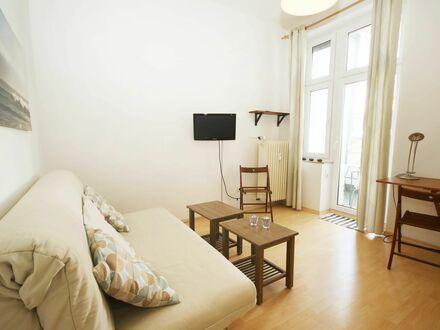 Ruhiges Apartment in zentraler Lage in Düsseldorf-Derendorf | Quiet apartment centrally located in Düsseldorf-Derendorf