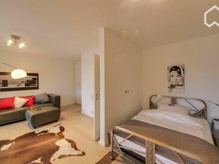 Modisches und modernes Studio Apartment mitten in Köln | Fashionable, neat home in Köln
