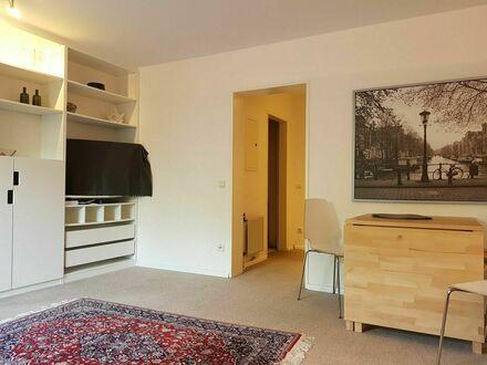 Toplage, zentral und am Stadtwald, Ideal für Aktive, ÖPNV ganz Nah   Beautiful & bright temporary apartment in the cent…