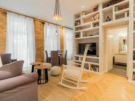 Exklusives Designer Apartment mit eigenem Garten in Charlottenburg   Exclusive designer apartment with private garden in…