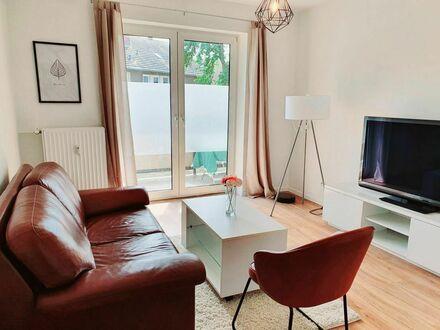Modernes und helles Apartment in Neuss-Zentrum bei Düsseldorf | Modern and bright apartment in Neuss
