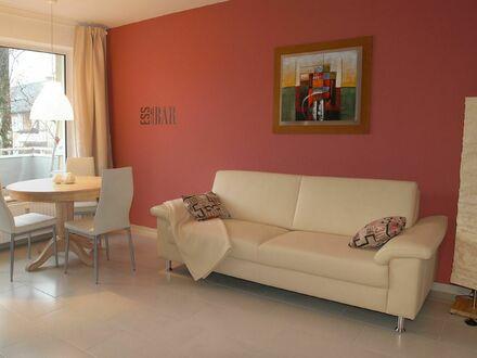 Stilvolle 3-Zimmer Wohnung in Düsseldorf-Benrath, W-Lan | Pretty 3-room flat in Düsseldorf-Benrath, W-Lan