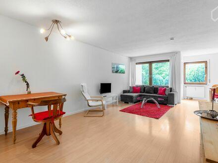 Wunderschöne, großzügige Terrassenwohnung in München-Sendling, zentral und doch sehr ruhig | Beautiful, spacious terrace…