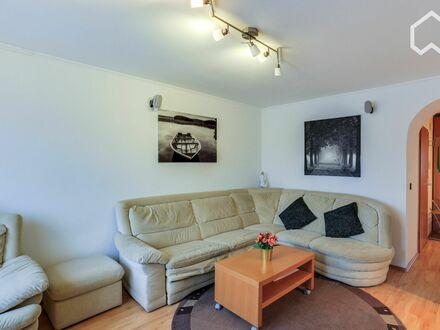 Top ausgestattete möblierte 3-Zimmer Wohnung in Duisburg (Nähe Düsseldorf) | Great 3 Room Apartment in Southern Duisburg…