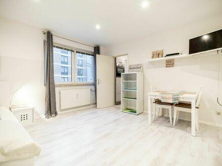 Freundlich eingerichtetes 1-Zimmer-Apartment in der List | Friendly furnished 1 room apartment in the List