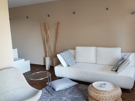 Moderne Wohnung mit viel Privatsphäre in Bruckberg | modern loft with a lot of privacy located in Bruckberg