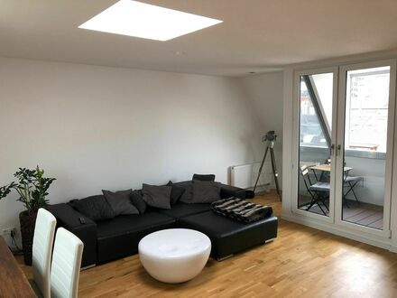 Penthousewohnung im Herzen Stuttgarts | Penthouse in the Center of Stuttgart
