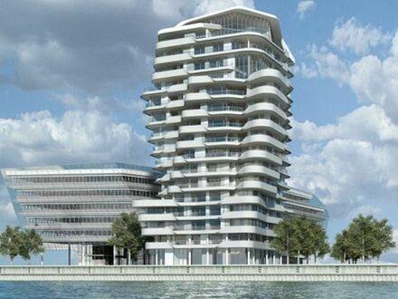 Hochmodernes Apartment direkt am Hafen im Marco Polo Tower - Luxus Leben mitten in Hamburg mit Concierge Service und traumhaftem…