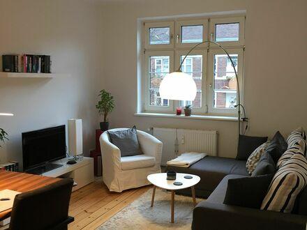 Gemütlicher Altbau in Barmbek-Nord | Quiet suite with nice neighbours (Hamburg)