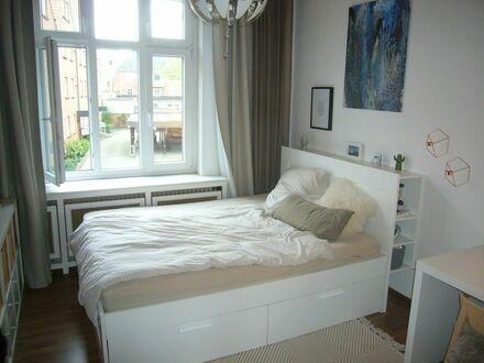 Freundliche 1-Zimmer-Wohnung in der Lüneburger Innenstadt | Friendly 1-room-apartment in the city centre of Lüneburg