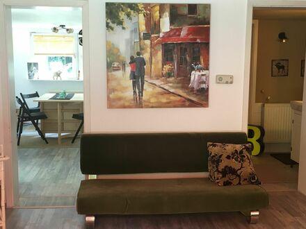 Stylische Projektwohnung mit phantastischer Aussicht! | Stylish project apartment with fantastic view!