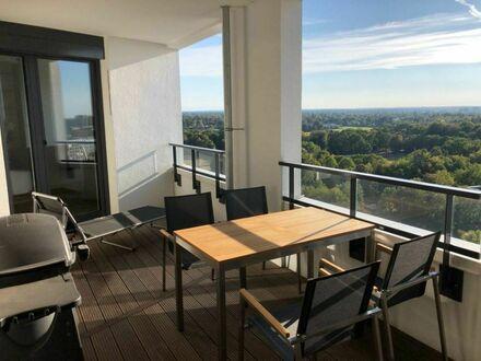 Exklusiv ausgestattes Luxusappartment mit Alpenblick & Extras - 3 bis 18 Monate | Great and bright home in München