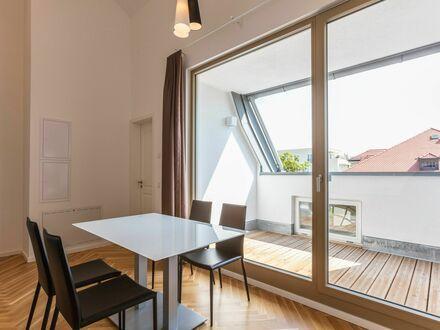 Charmantes Zuhause mit Balkon in München | Perfect apartment in München