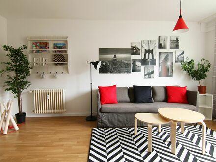 Wunderbare Wohnung zum Leben und Arbeiten… | Fashionable home in Seeheim-Jugenheim