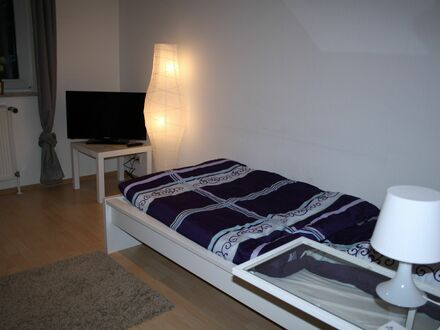 Helles und ruhiges Apartment in der Innenstadt von Worms | Bright and quiet apartment in the center of Worms