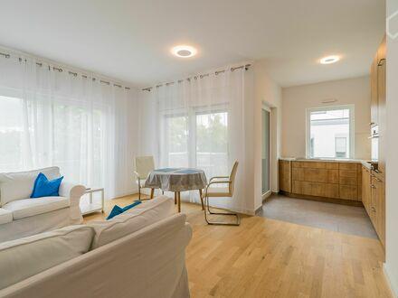 Wohnen mit Niveau: 2,5-Zi. Wohlfühl- und Komfort-Apt. im Prinzenviertel von Karlshorst (Option TG) | Modern 2,5-room comfort…