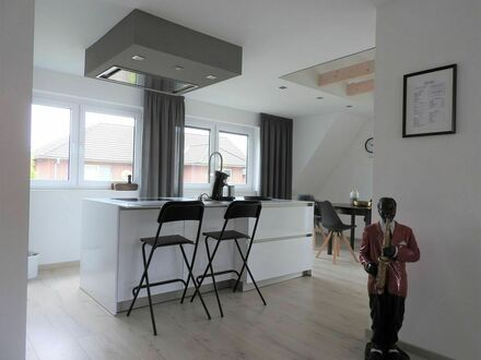 Stilvolle Maisonette Wohnung bei Wolfsburg | Stylish maisonette apartment near Wolfsburg