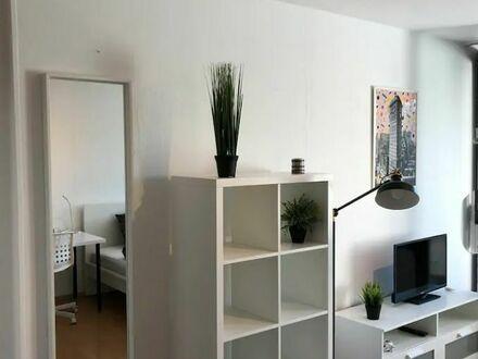 Modernes Apartment mit Balkon und Aufzug in Stutensee | Modern apartment with balcony and elevator in Stutensee
