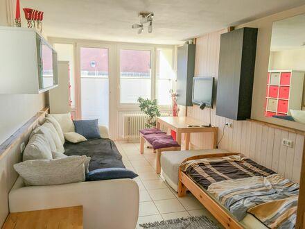 Gemütliches, 1 Zimmer Apartment nahe der Theresienwiese in lebendiger Nachbarschaft | Fantastic, lovely 1 Room Apartment
