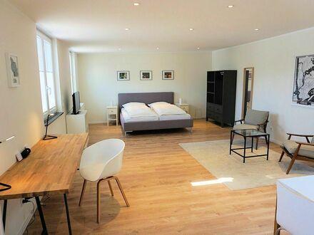 Neubau-Appartement in Köln-Brück (1 Zimmer, 47qm) | newly built appartment in Cologne-Brück (1 room, 47 sqm)