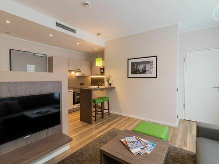 Wohnliches Zuhause auf Zeit im modernen Apartment im Hamburger Norden | Cozy home away from home in a modern apartment