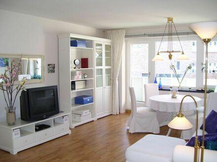 Möblierte sonnige 3 Zi. Komfort-Wohnung in Hamburg-Lokstedt | furnished sunny 2 bedroom comfort apartment in Hamburg-Lokstedt