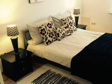 Schönes möbliertes Apartment mit Terrasse inkl. Reinigungsservice in Frankfurt | Nice small Apartment with terrace incl.…