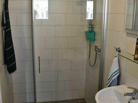 Ferienwohnung, Rheinhessen, möbliert, 2 ZKBD, Waschmaschine, Garten, Hof mit Parkmöglichkeit | Apartment, Rheinhessen, furnished,…